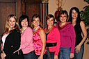 The beautiful and talented Sieren women: Anne, Deanna, Denise, Renee, Anita and Peggy.